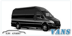 Luxury Van service in Winnipeg