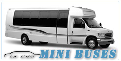 Winnipeg Mini Bus rental