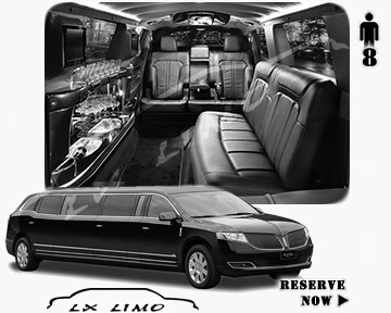 Stretch Limo for hire in Winnipeg