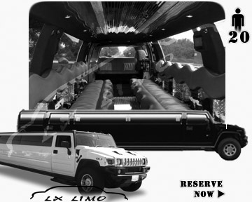 hummer H2 SUV Limo in Winnipeg, MB