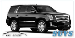 SUV for hire in Winnipeg, MB