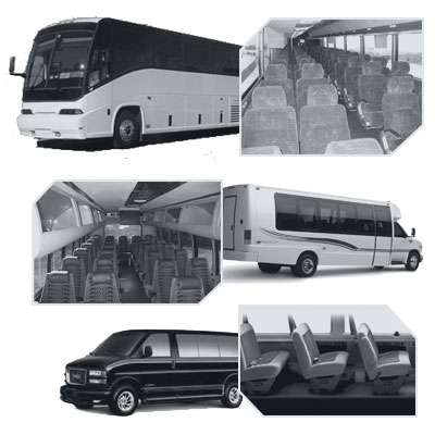Winnipeg Coach Bus rental