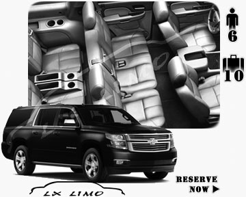 SUV Suburban for hire in Winnipeg