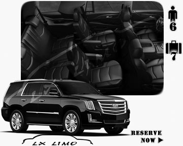 SUV Escalade for hire in Winnipeg, MB