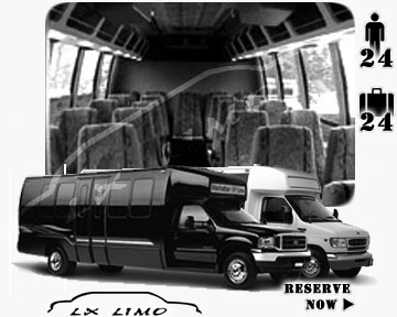 Mini bus for hire in Winnipeg, MB
